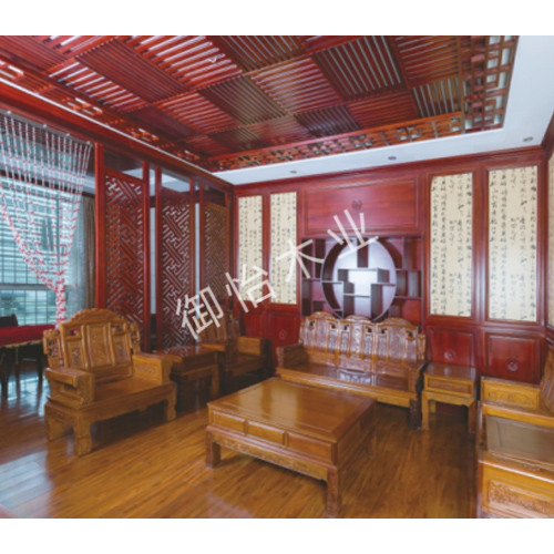 中式护墙板吊顶系列