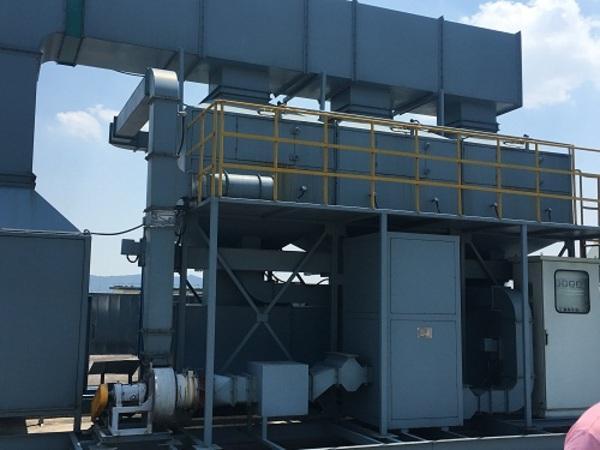 催化燃烧设备生产厂