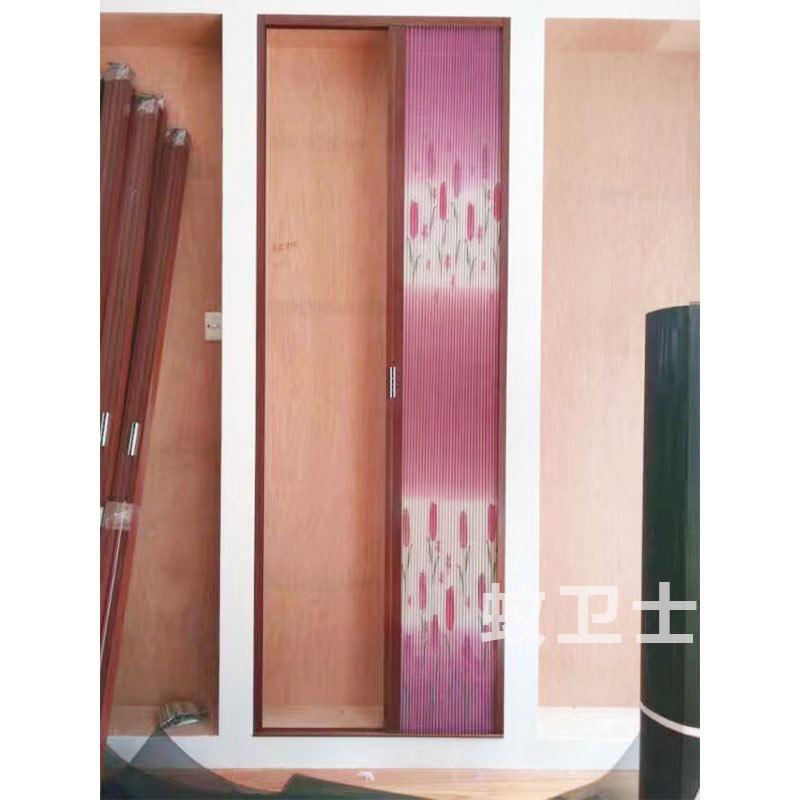 隐形纱窗和纱门