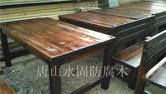 唐山防腐木