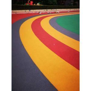 唐山學校用塑膠跑道