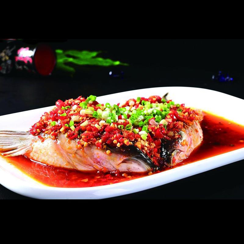 湘菜代表菜——剁椒鱼头