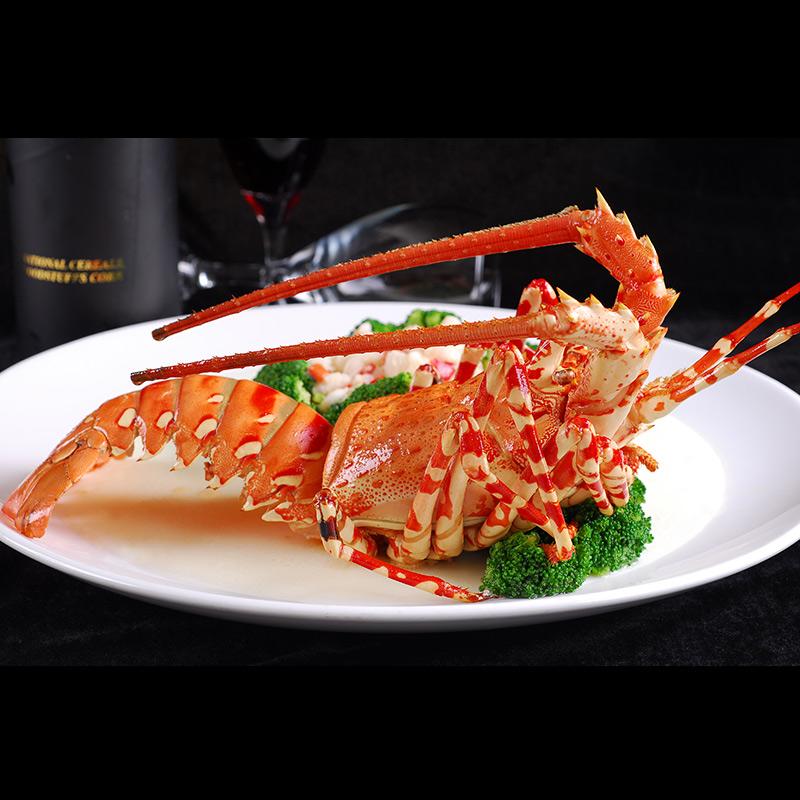 粤菜代表菜——上汤焗澳龙