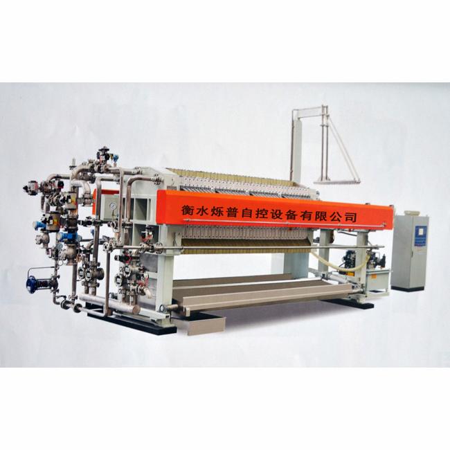 衡水烁普自控设备有限公司 压滤机品牌 压滤机供应商