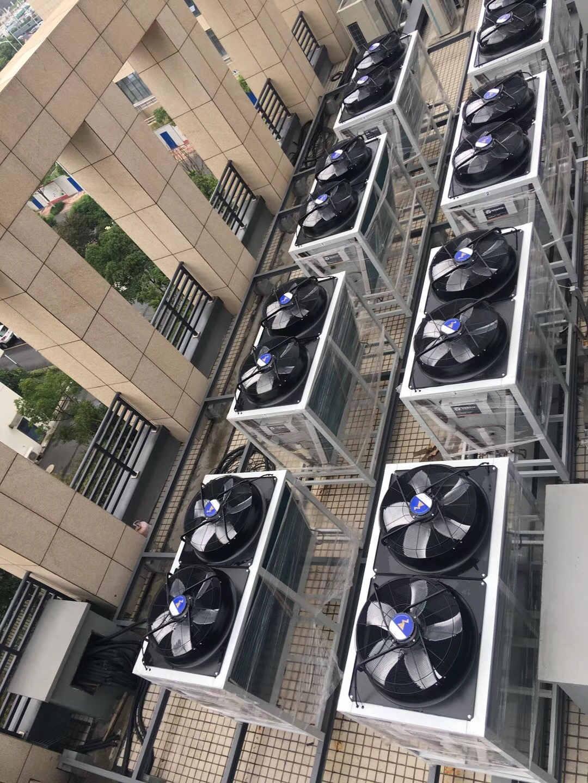 工程案例-中央空调安装工程