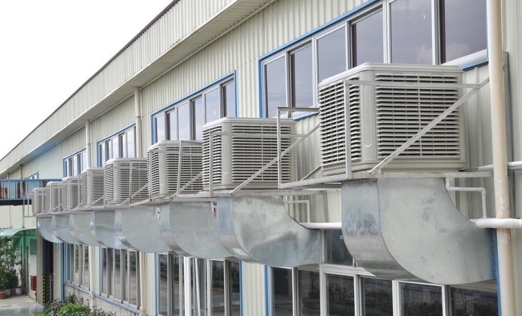 工程案例-美的中央空调