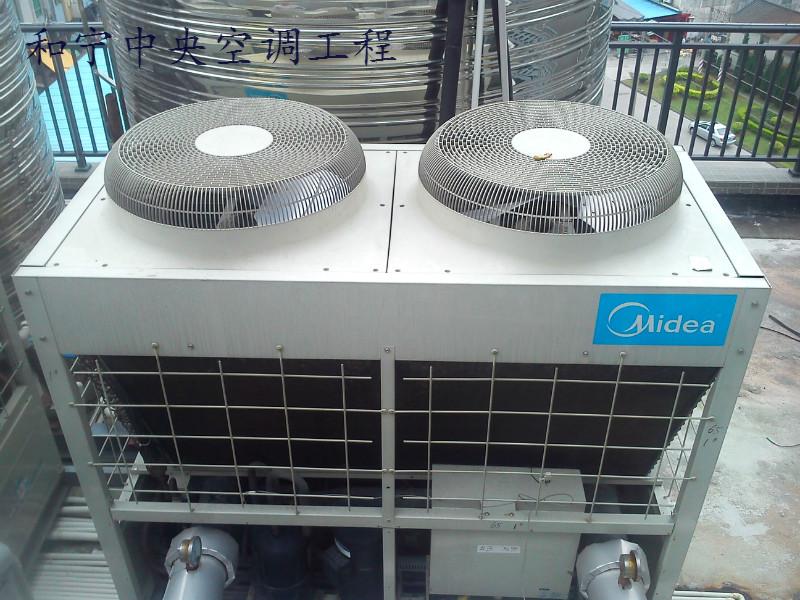 工程案例-和宁美的中央空调工程