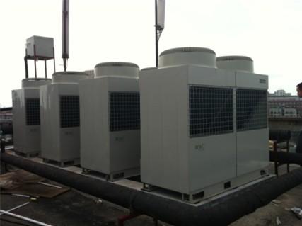 工程案例-中央空调案例展示
