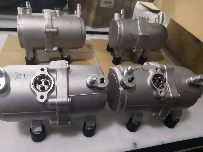 江西法拉依汽车空调有限公司|电动涡旋压缩机|电动涡旋压缩机