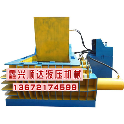 Y81-160型金属打包机