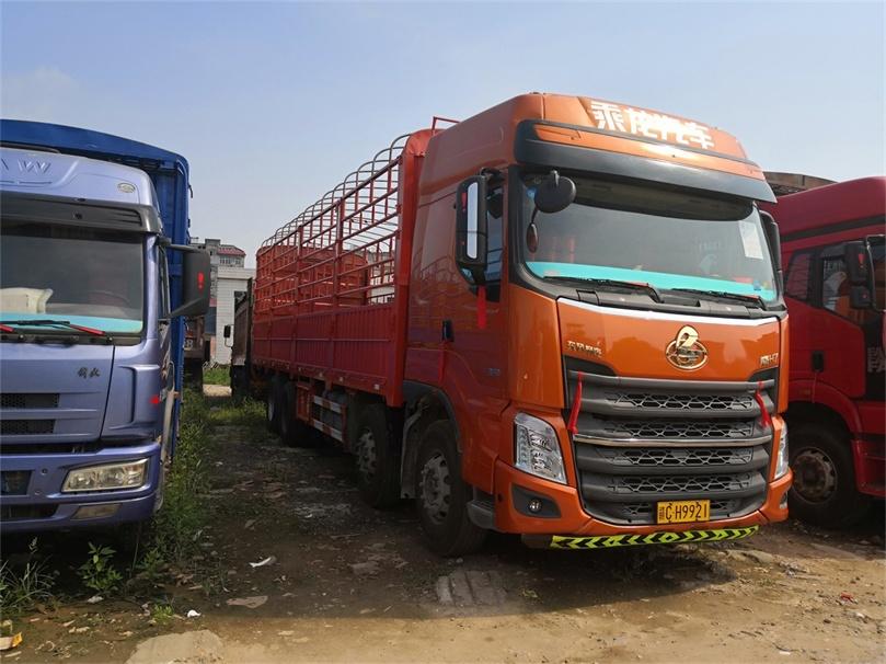 高安 前四后八二手货车回收 二手货车回收供应商