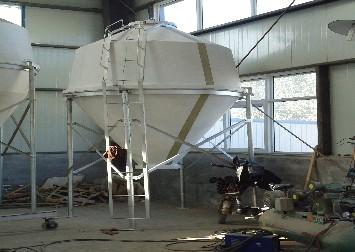 玻璃钢饲料塔|玻璃钢饲料塔厂家|玻璃钢饲料塔公司