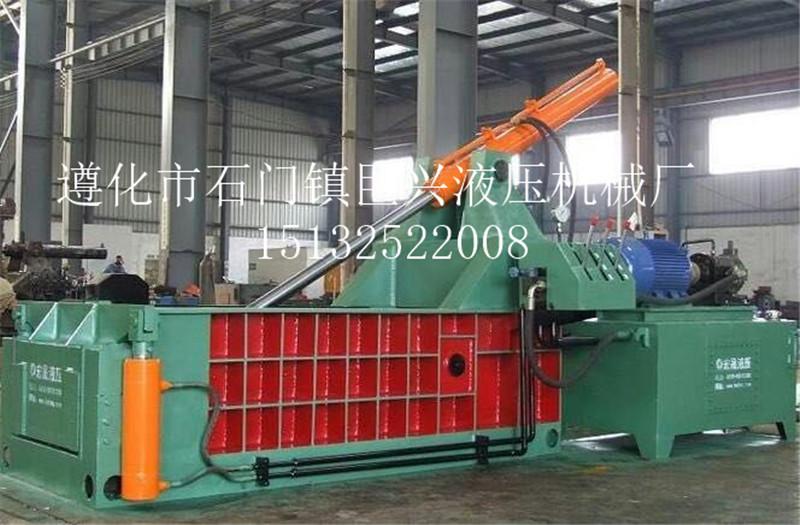 天津废铁打包机