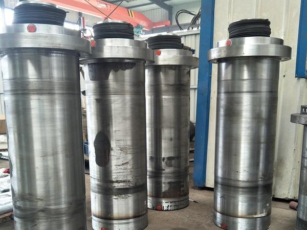山东 压滤机油缸 压滤机配件加工