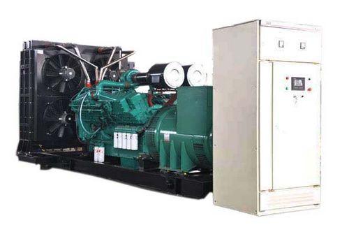 自动化发电机