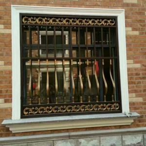 锌钢护栏_锌钢飘窗护栏