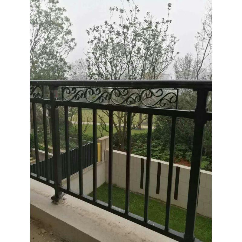 广西锌钢阳台护栏
