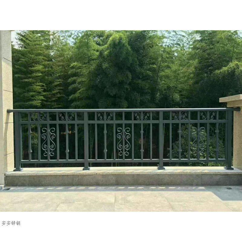 安安|长沙锌钢阳台护栏|阳台护栏