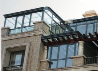 杰若斯門窗|陽光房系列|湖南斷橋鋁門窗