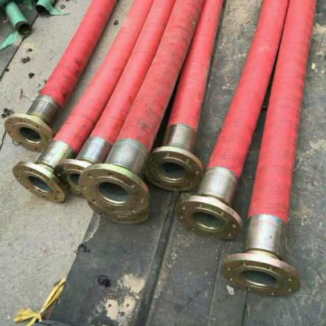 湖南  高壓膠管總成 大口徑膠管生產廠家