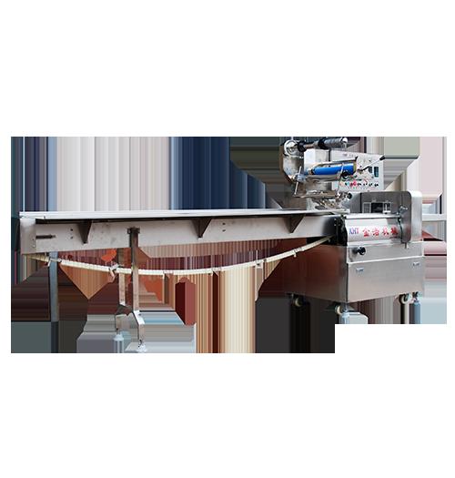 盛金浩包装机厂 自动包装机 面包包装机如何保养