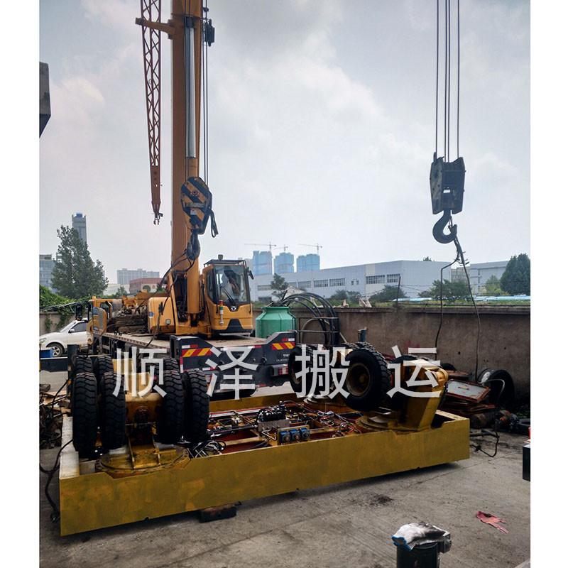 顺泽搬运|河南工厂设备搬运|开封专业设备吊装