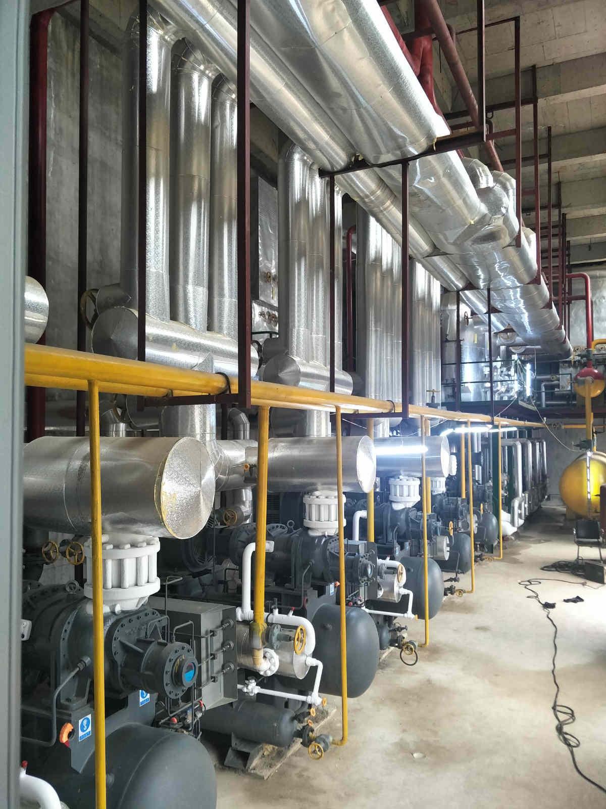 冷庫機房工程案例
