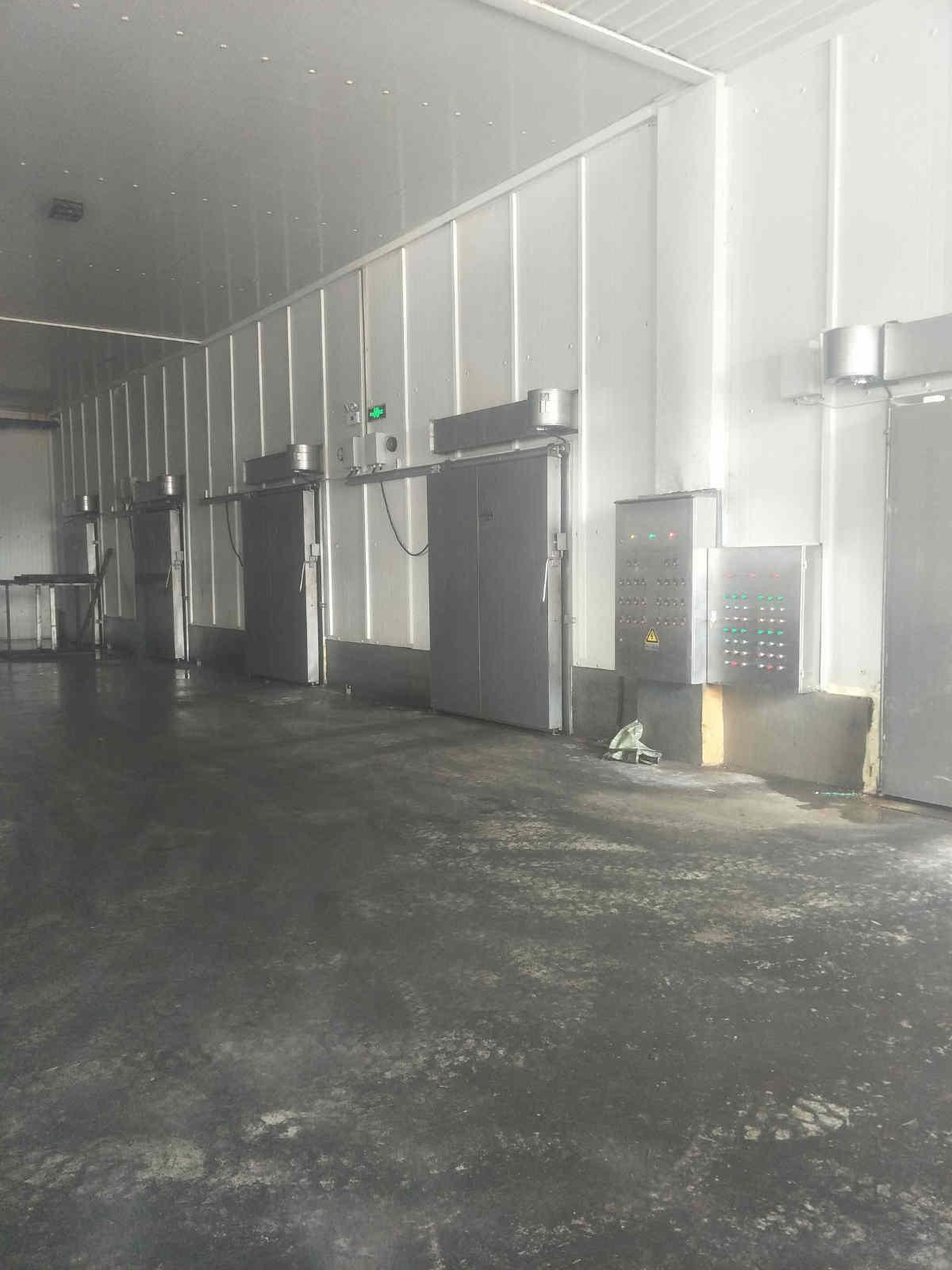 冷庫門及風幕機工程案