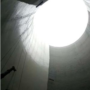 大唐双鸭山电厂冷却塔专用防腐防水涂料_凉水塔防腐防水涂料