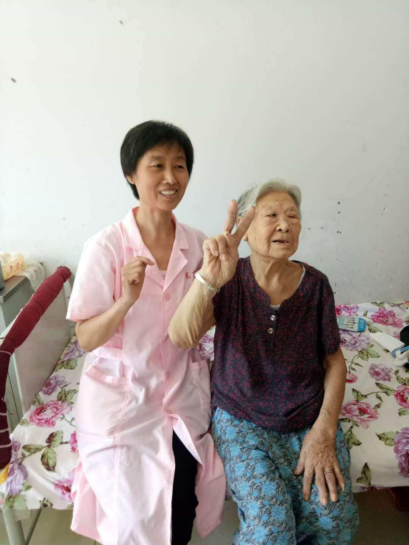 李秀敏大妈和张晓娟
