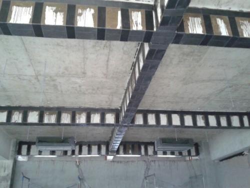 混凝土粘钢加固补强