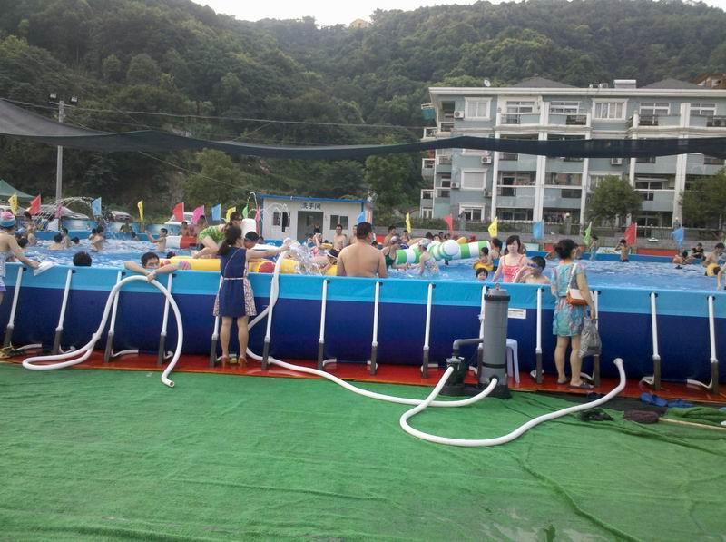 移动式拆装游泳池