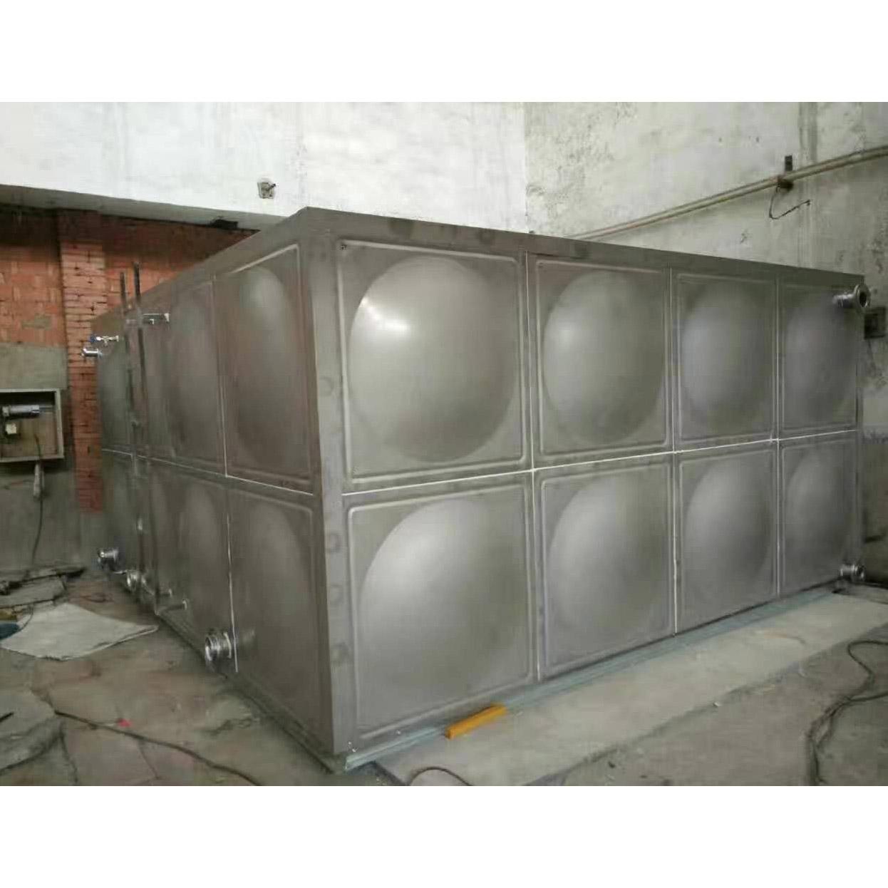 厚諾環保|河北消防水箱加工|不銹鋼水箱采購