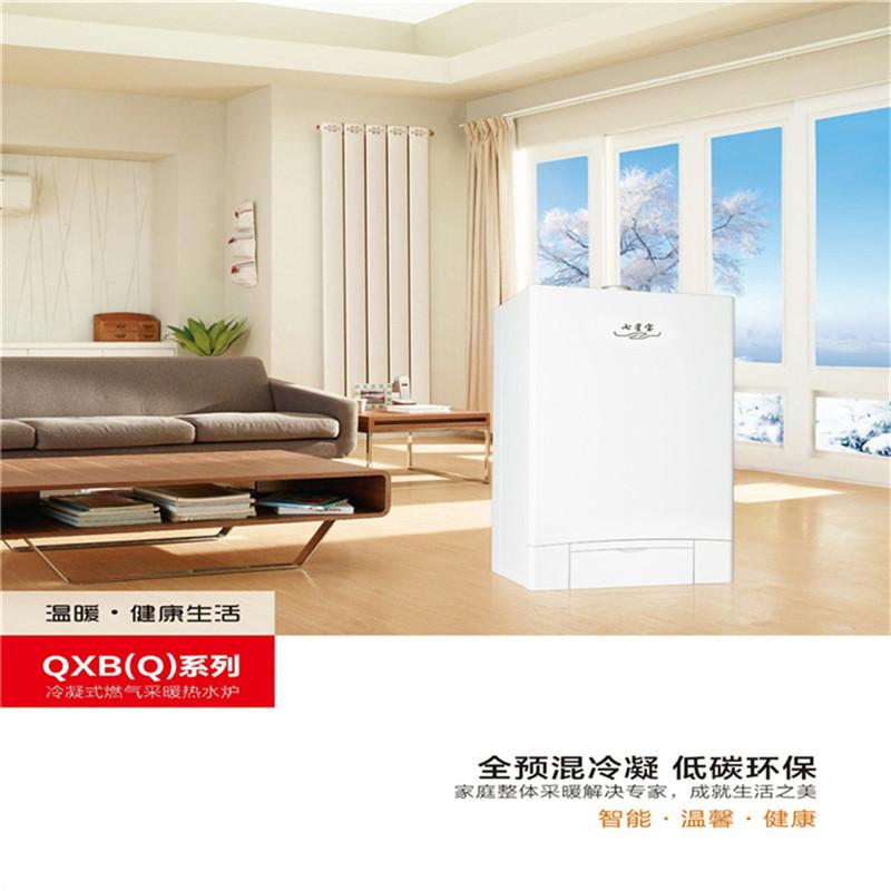 家用节能环保冷凝式燃