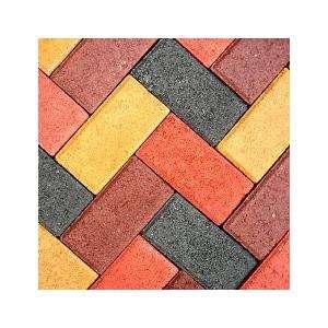 北京 水泥彩砖 彩砖厂家大图
