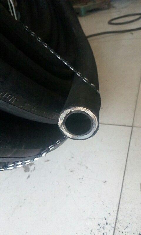 无 液压油管价格 缠绕高压油管总成  