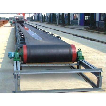 新疆|TD75型带式输送机 矿山托辊组带摩擦头|输送机厂家
