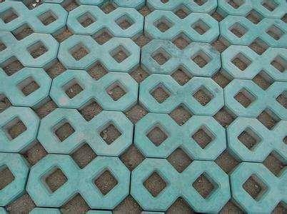 天津草坪砖