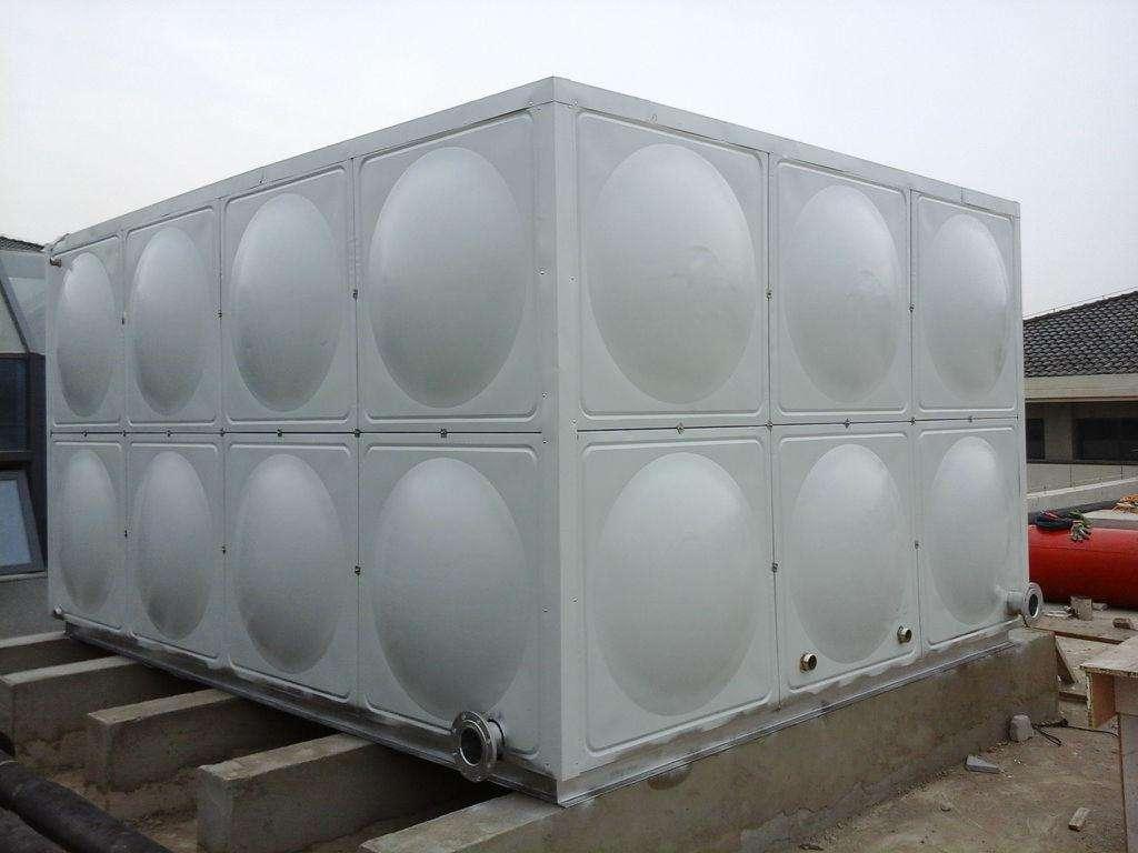 苏州 玻璃钢水箱生产厂家 生产玻璃钢水箱图片