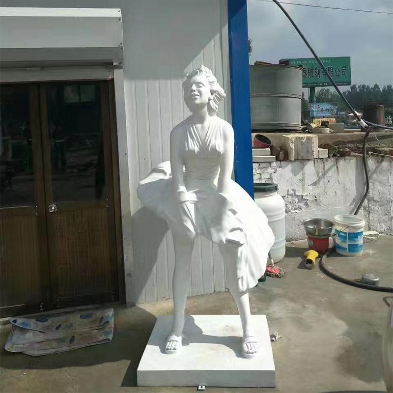 人物雕塑|西方三圣雕塑大图