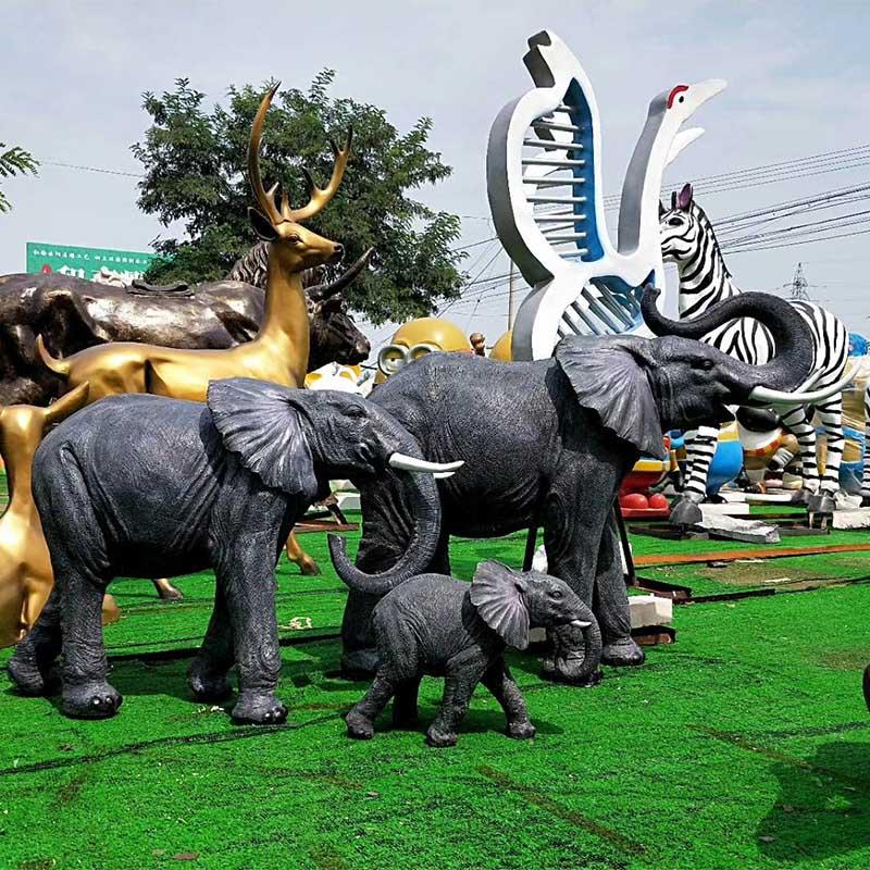 河北 玻璃钢雕塑 雕塑公司