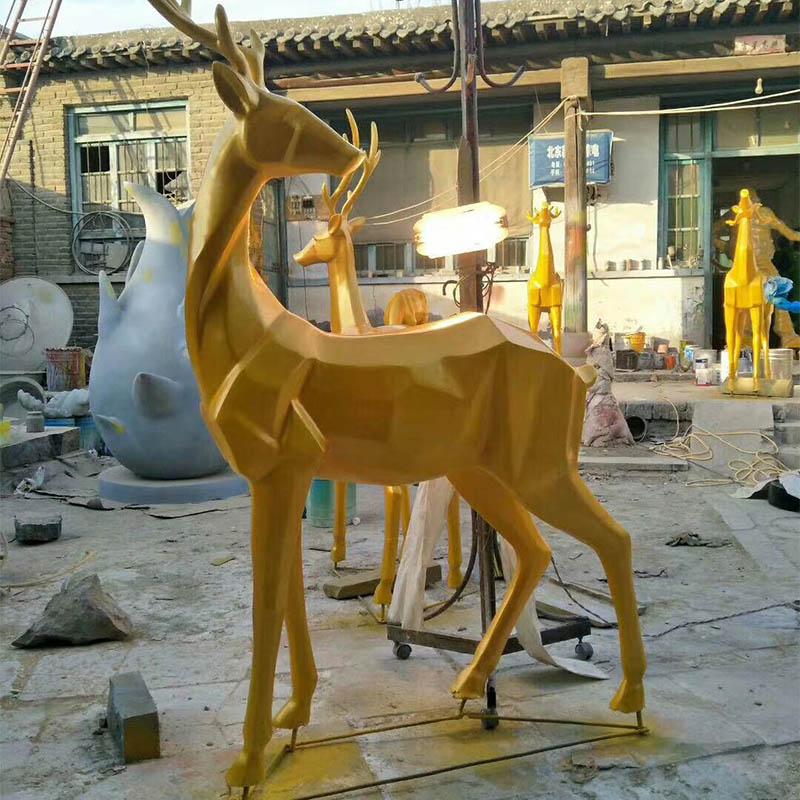 河北|玻璃钢雕塑定做|北京雕塑定做大图