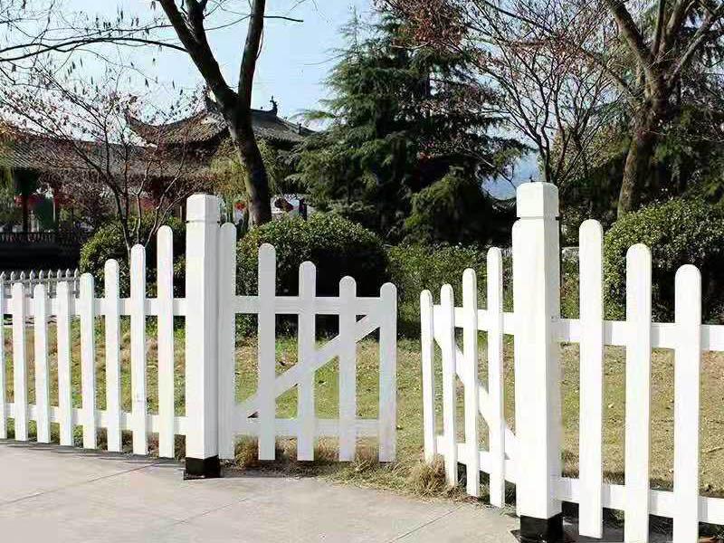 防腐木围栏系列