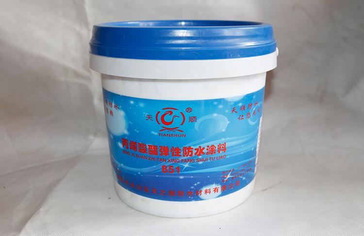 云南丙烯酸防水涂料