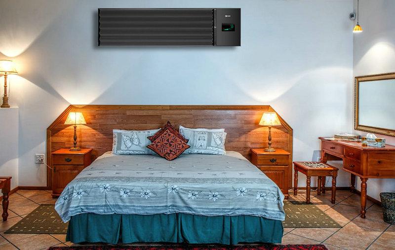 热空气幕工程案例