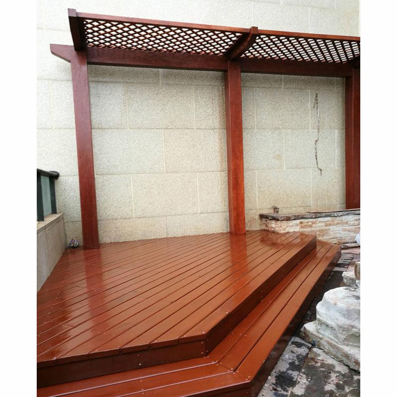 河南郑州防腐木地板,河南豫飞园林景观有限