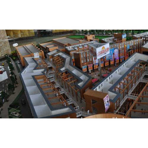 石家庄|厂区规划沙盘模型/投标方案模型|沙盘生产厂家