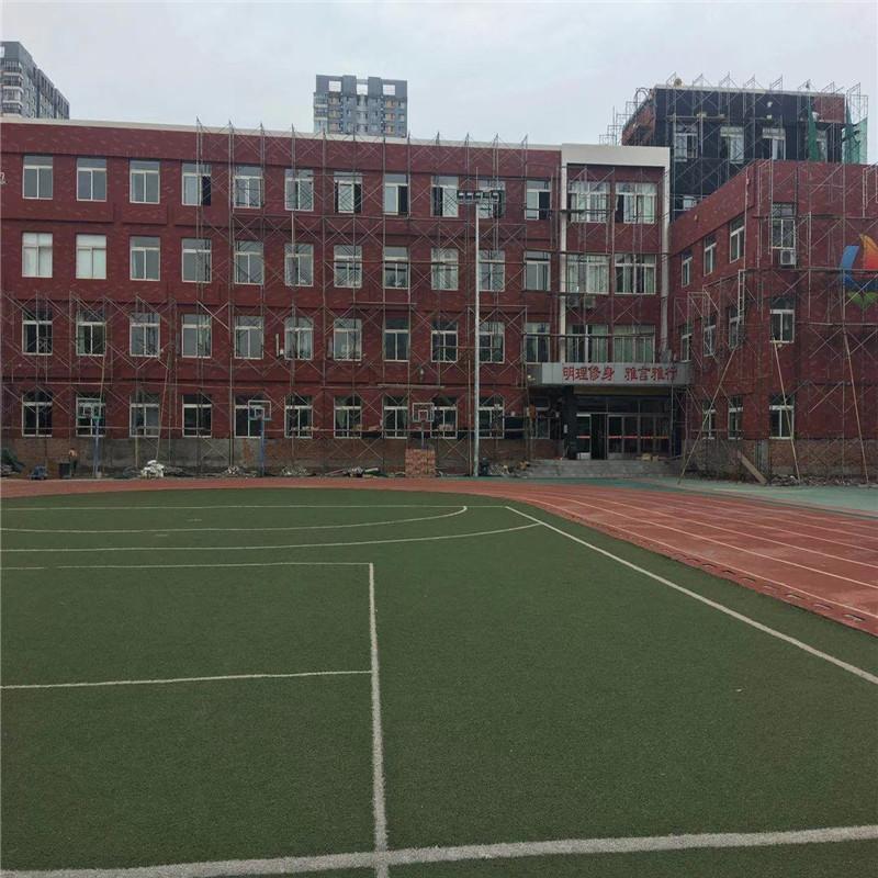 英姿 抚顺老城改造专用绿色安全环保柔性石材软瓷 柔性石材