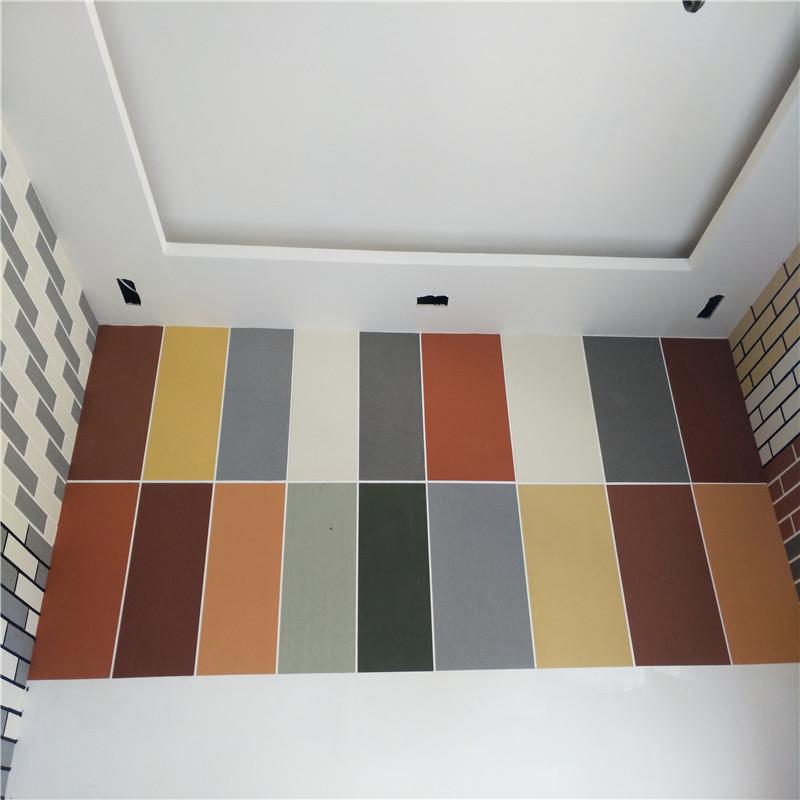 英姿|威海老城改造专用绿色安全环保柔性石材软瓷|仿大理石