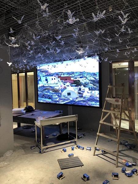 怒江州_强兴科技_昆明LED电子屏_云南led显示屏供应商